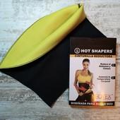 Неопреновый пояс для похудения Hot Shapers. М, л, хл, ххл