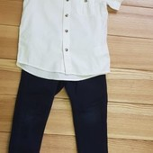 Рубашки на выбор и пара брюк