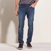 """Стильные модные мужские джинсы """"slim fit"""" Livergy Германия размер 52 (36/34)"""