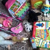 игрушки наши б\у