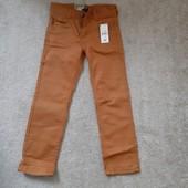 Kiabi стильные штаны, длина - 83 см