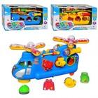 Развивающая игрушка Вертолет сортер - веселый вертолетик!