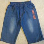 Шорты, легкий джинс