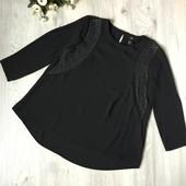 Фирменная блузка H&M, размер 36/6