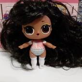 серия Hairgoals MGа Lоl с шикарными волосами!куколка Ее величество!===меняет цвет===чит.описание