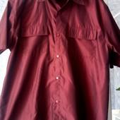 Яркая молодёжная стильная рубашка