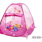 Палатка детская Волшебный домик.для мальчиков и девочек. Размер 95*95*92 см