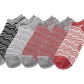 Комплект 5 пар носки Esmara Германия размер 41-42