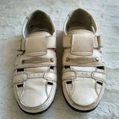 летние туфли стелька 22 см
