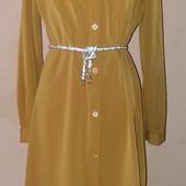 Плаття -рубашка.Розмір М,L.замір в описі.