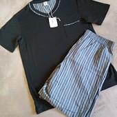 100%натуральный хлопок★мужская пижама, домашний костюм royal class с ин. сайта германии