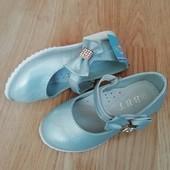Нарядные туфельки для принцессы