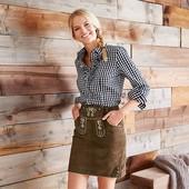 стильная блузка ТСМ р.евро 44 100% хлопок
