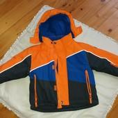 Зимова куртка для хлопчика. 98 см