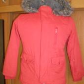 Куртка, деми,  размер 7-8 лет 122-128 см. Nutmeg, сост. отличное