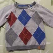 Стильный детский свитерок известного бренда H&M!!!