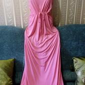 красивое и модное ярко розовое платье George 12р.