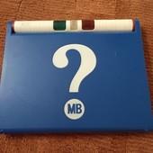Hasbro mb games Who is Extra,  electronic board,  акция!  Купи 10лотов, получи УП в подарок!