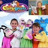 Детское полотенце-покрывало (игрушка) Cuddle Uppets.Утка