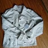 Сток фірмова курточка розмір XL