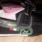 Спешите!!! Мега удобные туфли для мальчика.