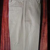 брюки новые 32х32р песочные отличные