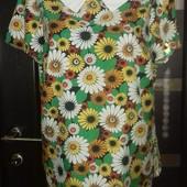 Лёгкая летняя блузка.