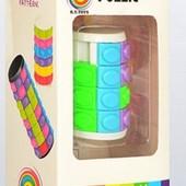 Яркая и увлекательная игра-головоломка Rotate & Slide Puzzle. Супер!