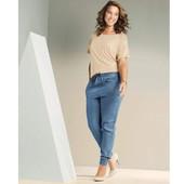 Роскошные женские брюки гарем от esmara. р. 52 евро см. замеры