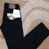 Стильные мужские вельветовые брюки Slim fit от Zara man, размер 31. Дорогой сток!