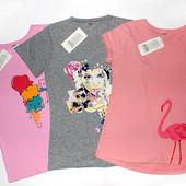 Женские футболки! Размеры 44,46,48,50,52