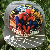 Крутая,стильнячяя,кепка 3d Spider-man!Фото мои)))О покупке не пожалеете )))
