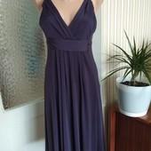 Красивое,новое,лёгкое платье на бретелях✓✓л-ка✓✓