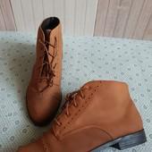 Цена ШОК! Весенние ботиночки-комфорт и стиль!
