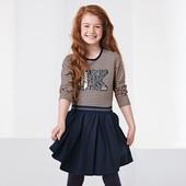 ☘ Стильная юбка для девочки Tchibo(Германия), размеры: 98-104