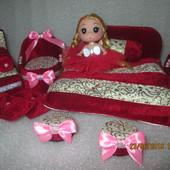 Наборчик мебели для кукол  LoL и др..!!!