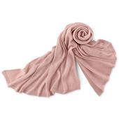 Легкий вязаный шарф 85х225см Tcm Tchibo Германия