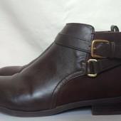 Очень крутые комбинированные деми ботинки H&M,38p,в отличном состоянии!
