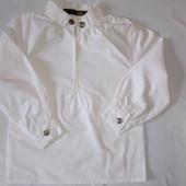 Рубашка оригинальной модели на девочку100% коттон 92р