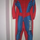 Человечек, пижама, кигуруми коттоновий розмір 9-10 років 140 см,  костюм Супермена, Spiderman