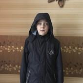 Куртка ветровка демисезон