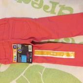 Коттоновые штанишки  для девочкиLupilu р86