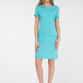 Платье цвет голубой. Размер L-ка. Читайте описание!!!