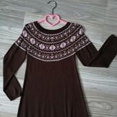 Шикарное платье Н/М рост 110-116 см.