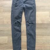 Фирменные крутейшие джинсы/скинни на подростка или маму+красивый подарочек