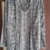 Фирменная новая блуза-туника р. 18