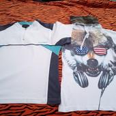 Стоп!, комплект 3-х фирменных футболок