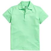 ✿Новое! С биркой! Базовая футболка поло H&M (Швеция) 98-104р, унисекс