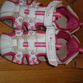 босоножки, туфли, сандали, p.28, встелька 17,5 см, Capcake Couture