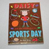 книга Daisy sports day
